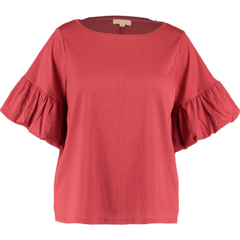 Red Balloon Sleeve Tunic